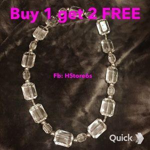 Jewelry - Statement necklace neck53